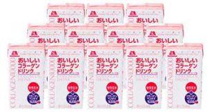 森永製菓「おいしいコラーゲンドリンク」