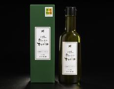 小豆島の農家が作ったオリーブ油
