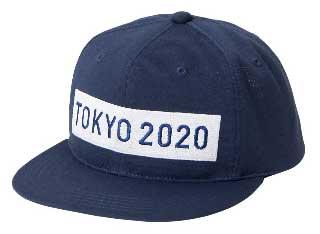 東京オリンピック 帽子