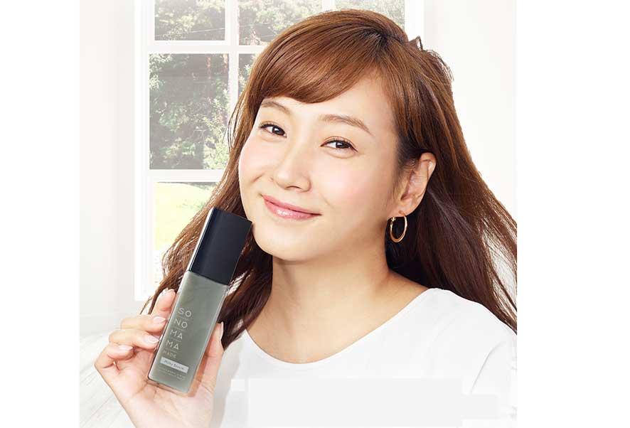 藤本美貴(ミキティ)愛用化粧品 美容液SONOMAMA MADE(ソノママメイド)