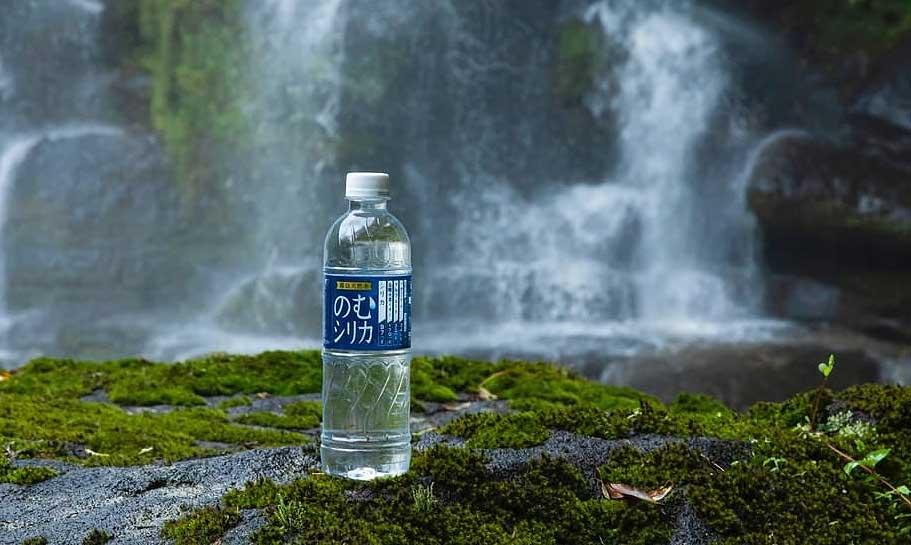 霧島天然水「のむシリカ」