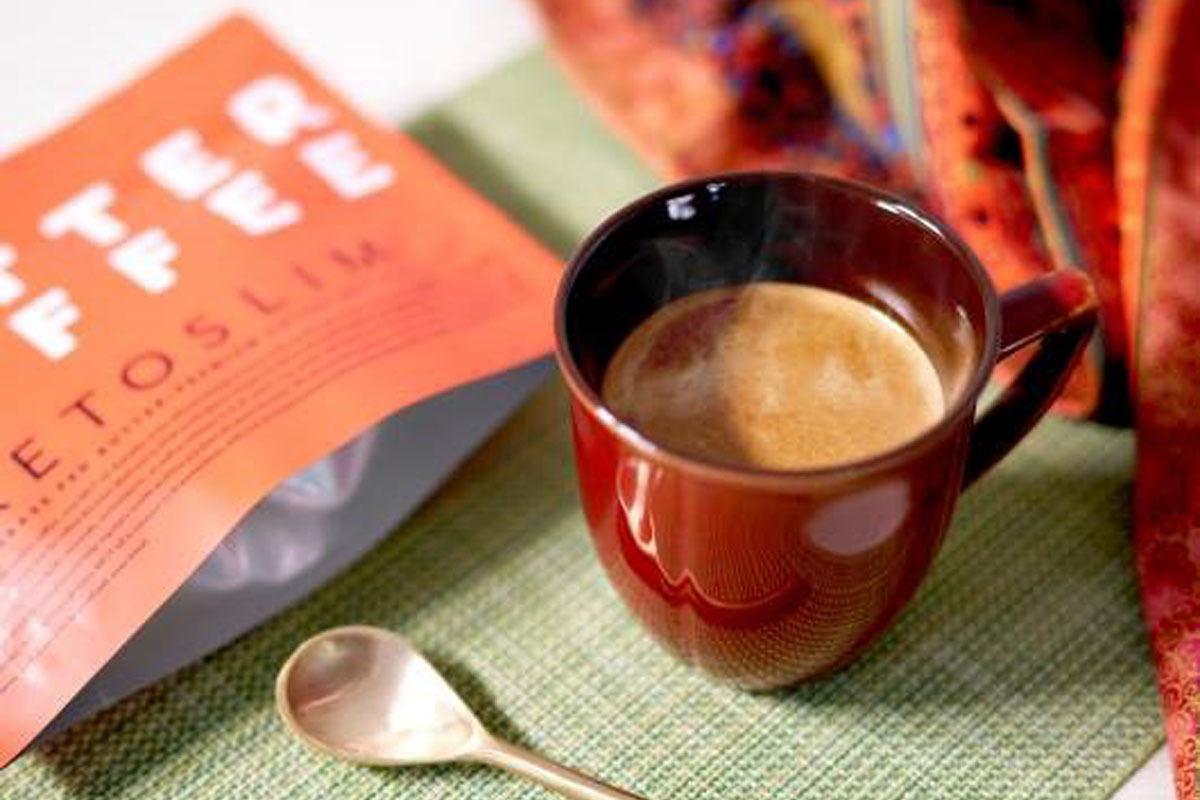 ケトスリム バターコーヒー