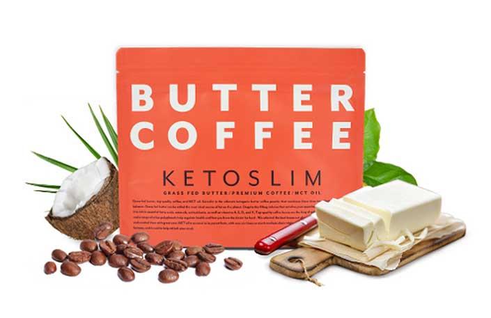 ケトスリムはこだわりの本格バターコーヒー
