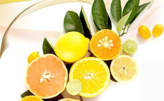 シートラス柑橘系の爽やかな香り