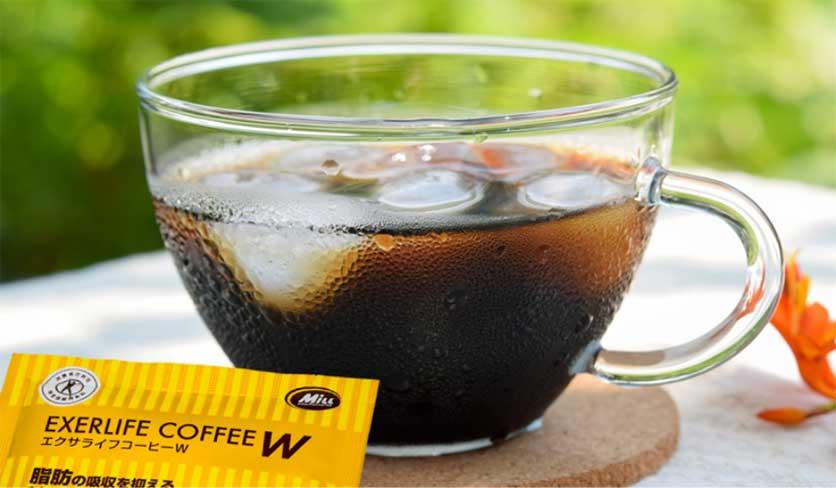 エクサライフコーヒーW 日本初のWトクホ